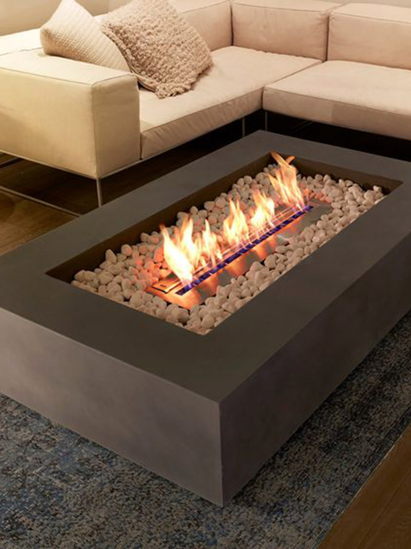 Indoor Luxurious Fire Pit