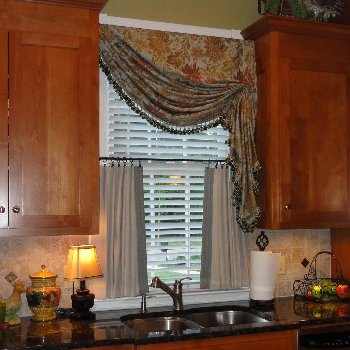 Kitchen Curtain Latest Style