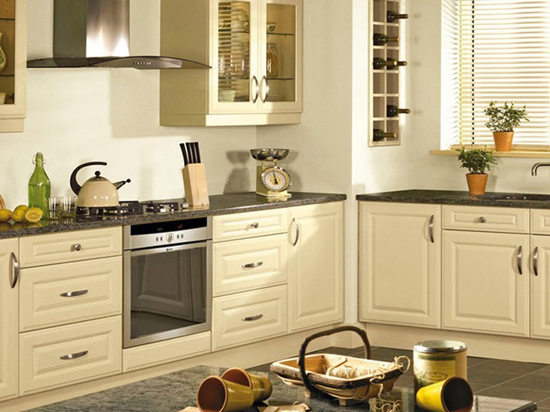 Latest Simple Kitchen Cabinet