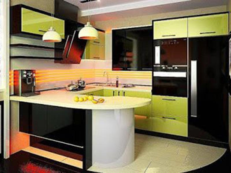 Latest Small Area Kitchen Design