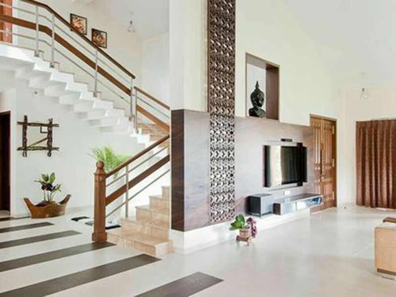 Latest Stair In Hall