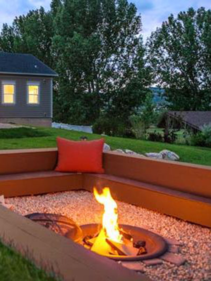 Out Door Fire Pit Ideas
