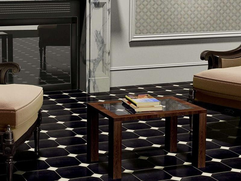 Sri Lankan Style Floor Tiles Living Room