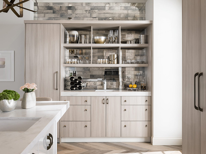 Stylish Kitchen Cabinet 1