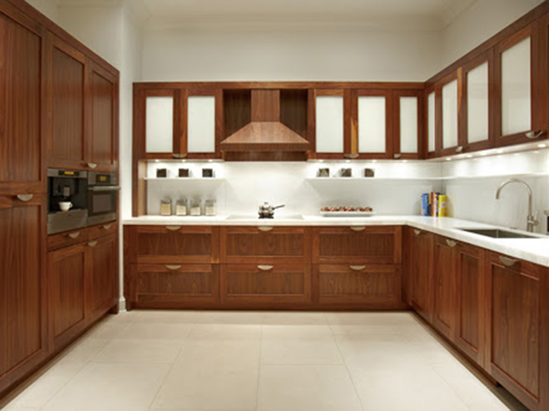 Stylish Kitchen Cabinet And Cupbord