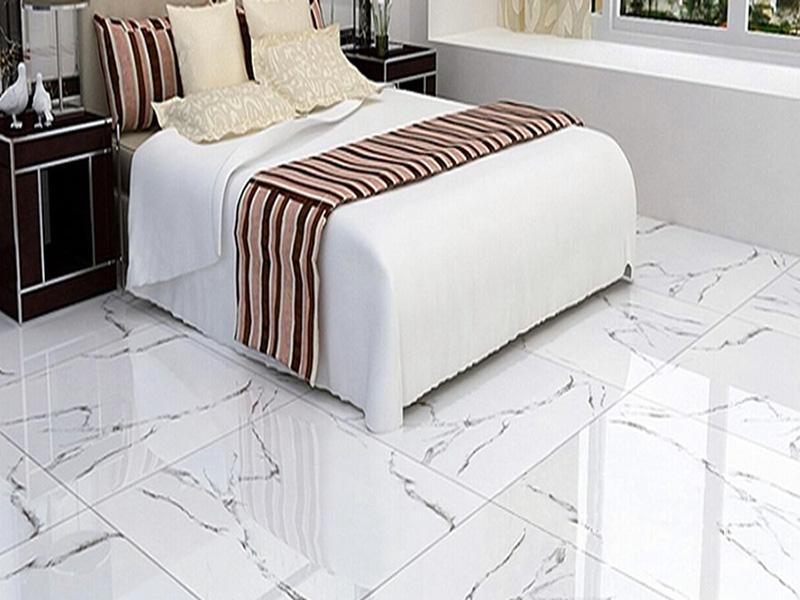 White Tiles For Bedroom