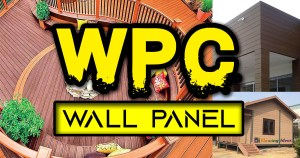 WPC Wall Panel Design Ideas