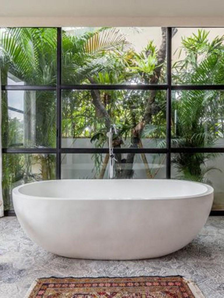 Beautiful Bath Room Floor Tile