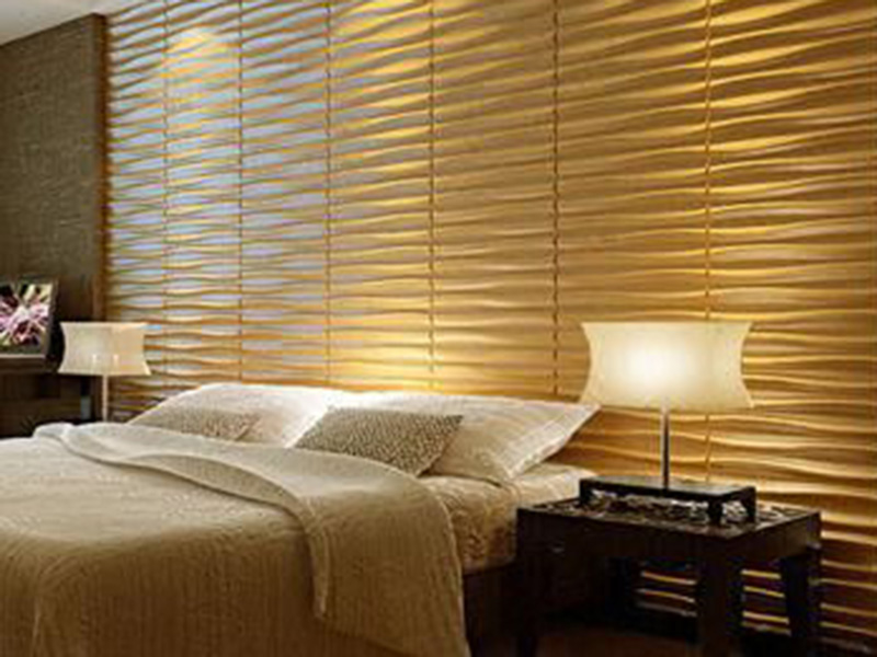 Bed Room Pvc Wall Panel