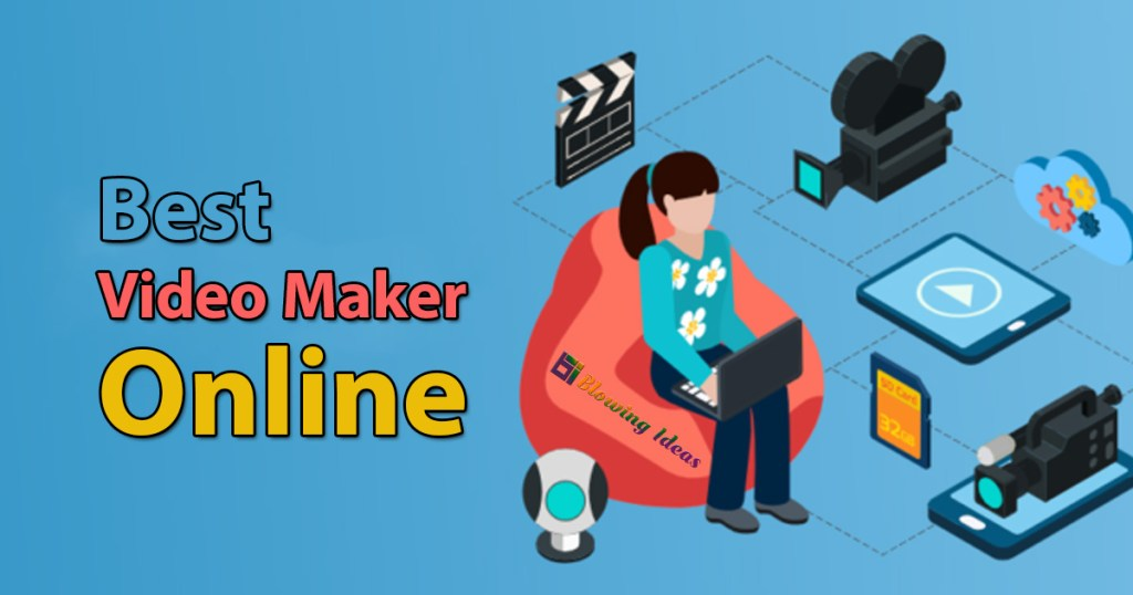 Best Video Maker Online For Your Phone or PC