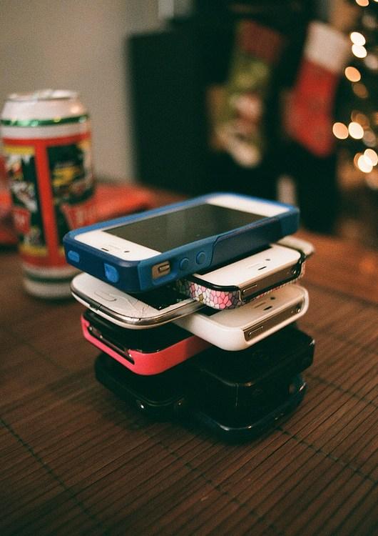 phone stack