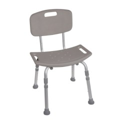 Drive Shower Chair Without Back Swivel With Footstool Kd Aluminum Bath Bench By Medical 12202kd 4