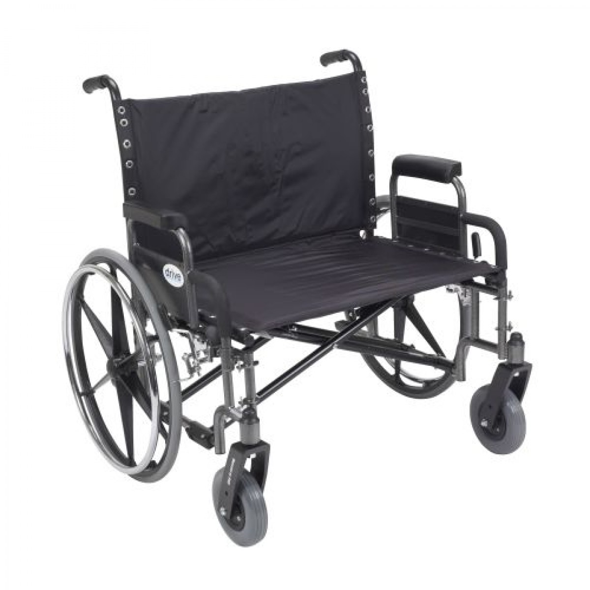 wheelchair drive counter height bistro table and chairs outdoor sentra extra wide heavy duty by medical