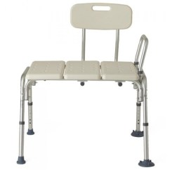 Transfer Bench Shower Chair Best High Chairs Canada With Back Mds86952