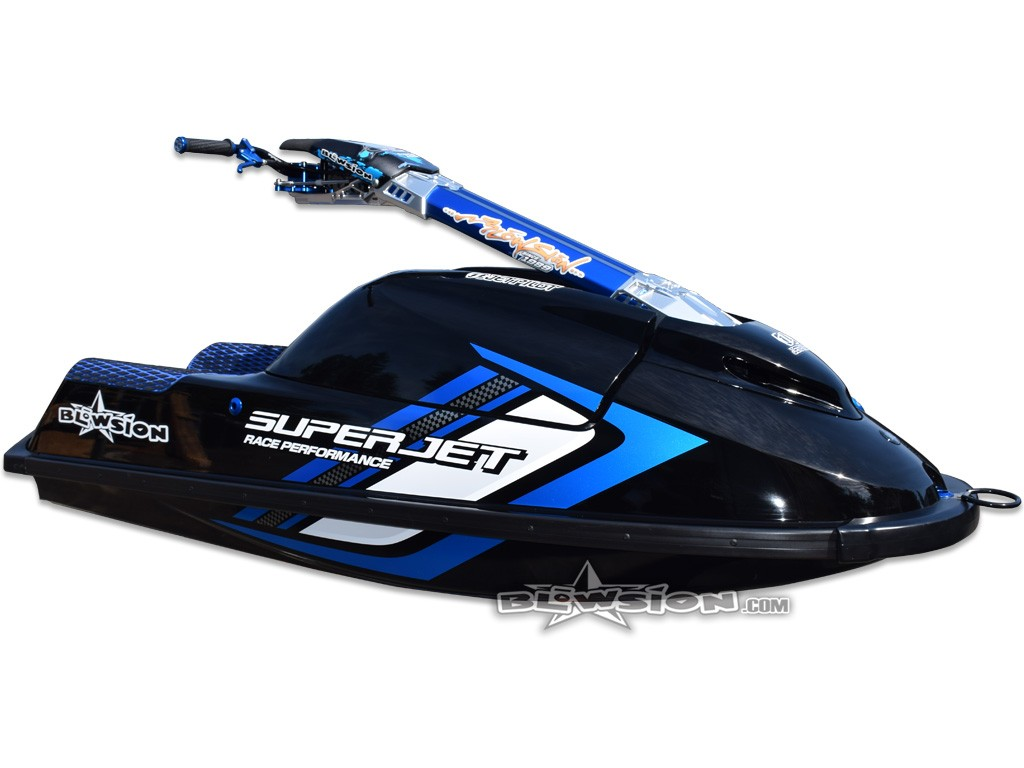 Blowsion 2015 Yamaha SuperJet Blowsion Freeride Edition