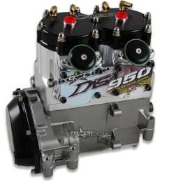 dasa powervalve stroker engine 950cc 89mm bore 8mm stroke  [ 1024 x 768 Pixel ]