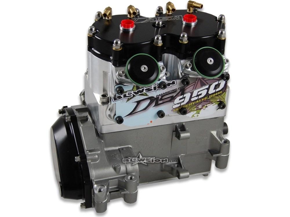 medium resolution of dasa powervalve stroker engine 950cc 89mm bore 8mm stroke
