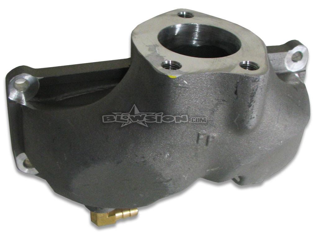 factory pipe exhaust manifold yamaha 701 61x