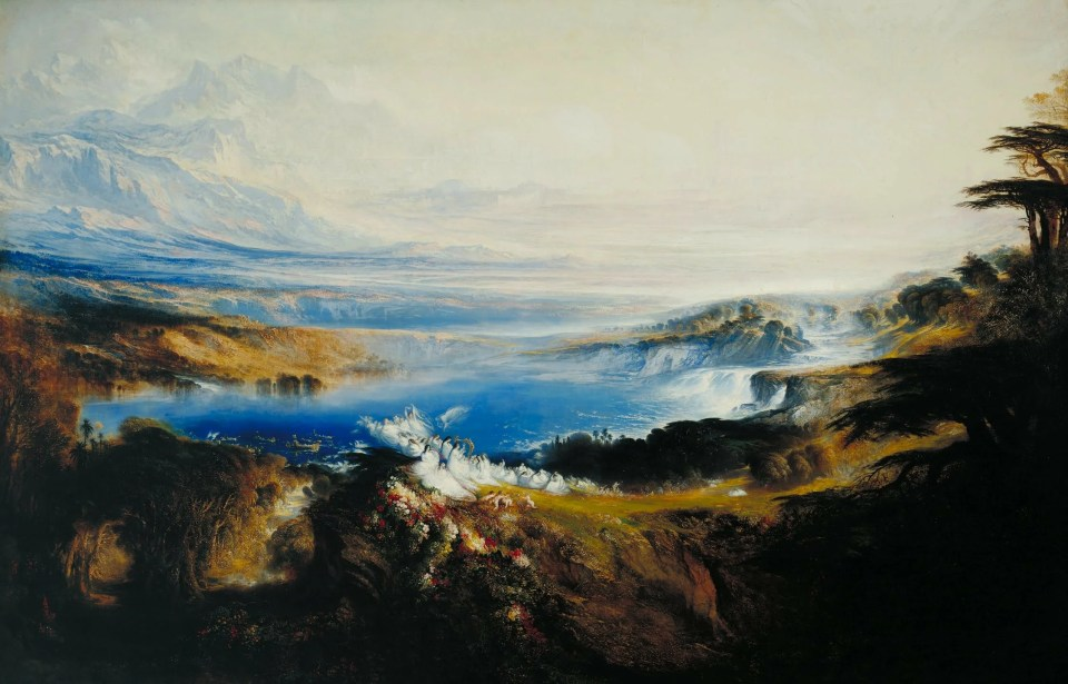 John_Martin_-_The_Plains_of_Heaven_-_Google_Art_Project