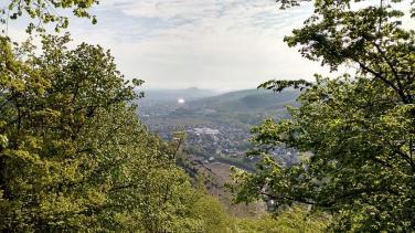 Ausblick auf Bad Neuenahr