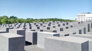 Mahnmal für die von den Nazis ermordeten Juden