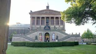 Alte Nationalgalerie auf der Museumsinsel