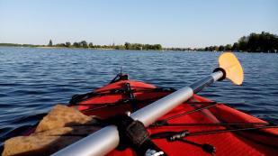 Unterwegs auf der Havel