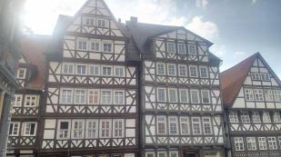 Alte Fachwerkhäuser