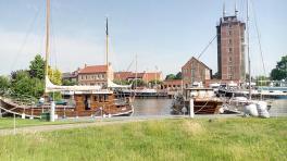 Der alte Hafen ...
