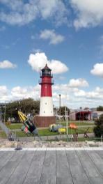 Der Leuchtturm von Büsum