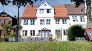 Haus am Nordwestkai vom Ende des 18. Jahrhunderts