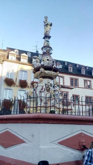 Brunnen am Hauptmarkt