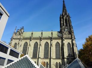 Die Elisabethenkirche