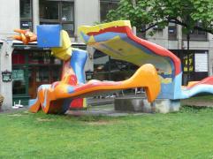 Skulptur von Michael Grossert