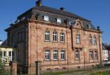 """Das Gebäude des alten """"Rentenamtes"""""""