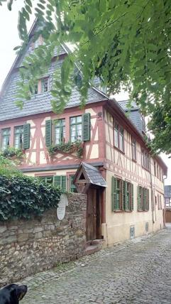 Alte Häuser in der Altstadt