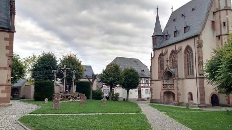 Kirchhof in Kiedrich