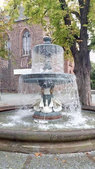 Schwanenbrunnen