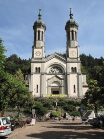 Die Dorfkirche St. Johannes der Täufer