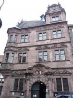 Das alte Rathaus von Gernsbach
