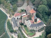 Luftbild von Schloss Eberstein (Foto: Lothar Neumann | http://commons.wikimedia.org | Lizenz: CC BY-SA 3.0 DE)