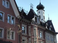 Fassaden am Marktplatz