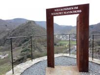 Aussichtspunkt auf dem Rotweinwanderweg