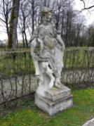 Skulptur im Hofgarten