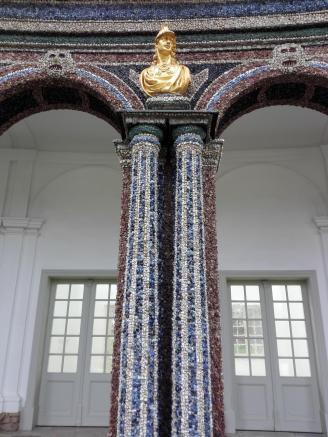 Säulen der Orangerie