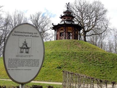 Schneckenberg mit Pagode
