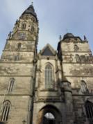 Hauptportal der Morizkirche