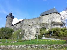 Die Burg Sanspareil