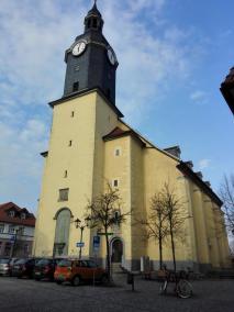 """Evangelische Stadtkirche """"St. Jakobus"""""""