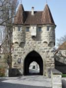 Das Einersheimer Tor, Ostseite